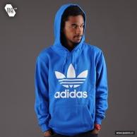 Pánská mikina značková Adidas Adi Trefoil Hoody