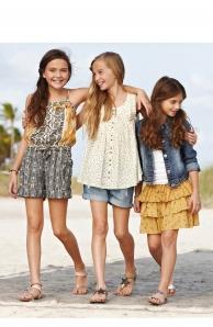 Módní kolekce dětské oblečení Next - dívky levně