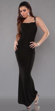 Plesové šaty černé (výprodej)