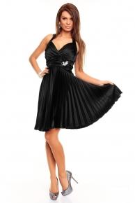 Společenské šaty černé výprodej
