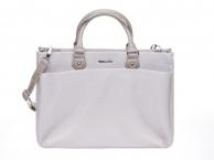 Bílá dámská značková kabelka