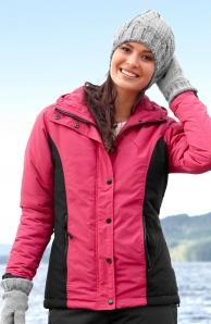 Zimní bunda dámská