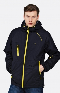 Sportovní zimní bunda pánská