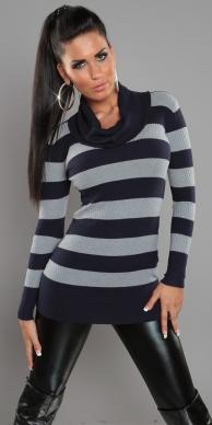 Dámské svetry levné pletené