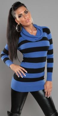 Dlouhé dámské svetry
