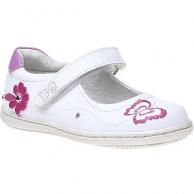 Dívčí baleríny - střevíčky (katalog obuvi Baťa)