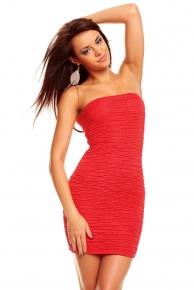 Dámské elastické letní šaty