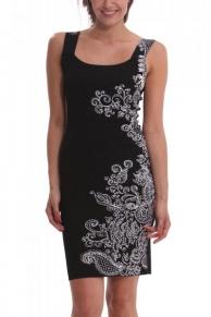 Dámské šaty Desigual 40V2153_2000_ss14 (výprodej)