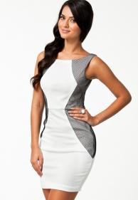 Dámské šaty SLIM - cena 590 Kč