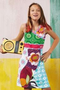 Dívčí šaty Desigual