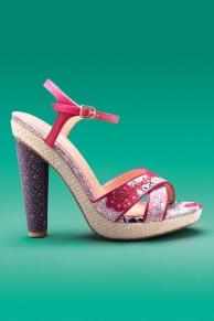Dámská obuv značky Desigual