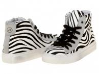 Akce dámská kožená kotníčková obuv Bronx 44021_ss14