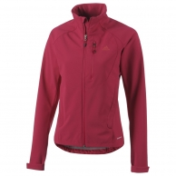Softshellová bunda Adidas W Hiking Soft Shell Jacket, Pride pink