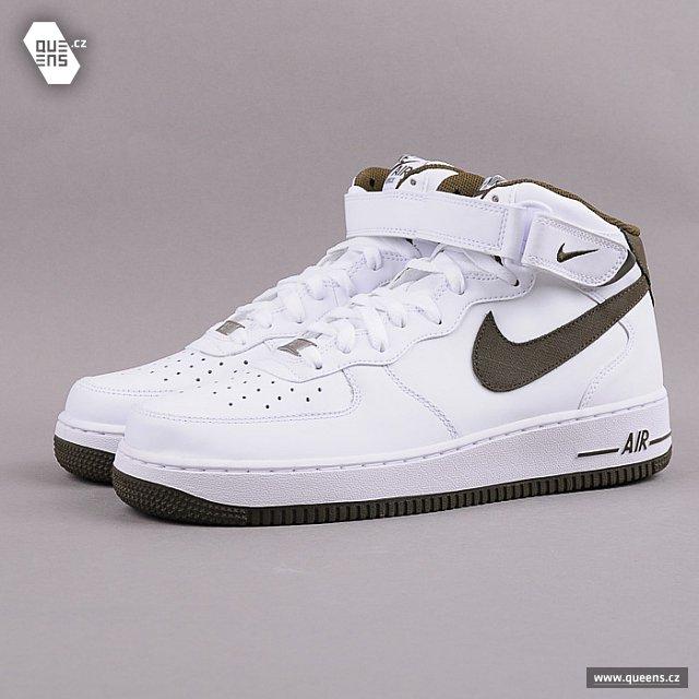 Pánské kotníkové boty Nike v Queens.cz – široká nabídka a zajímavé ... 972a21ff100