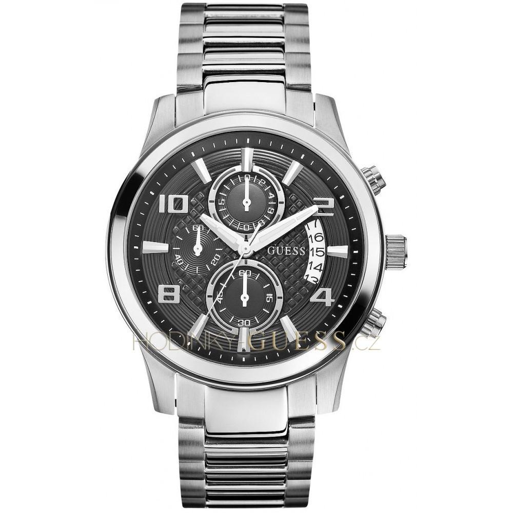 ... Stylové pánské hodinky Guess U0075G1 681cc6948f8