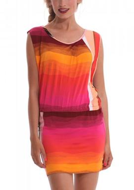 VÝPRODEJ: Dámské sukně a šaty Desigual se slevou až 45% a dopravou zdarma