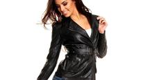 VÝPRODEJ: Elegantní dámské koženkové bundy se slevou již od 990 Kč