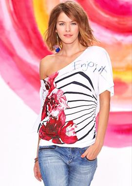 Slevy na sortiment Desigual – ceny stylového oblečení sníženy až o 65%!