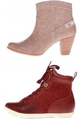 AKCE: Dámské kotníčkové boty na podzim, jaro či léto se slevou až 53%