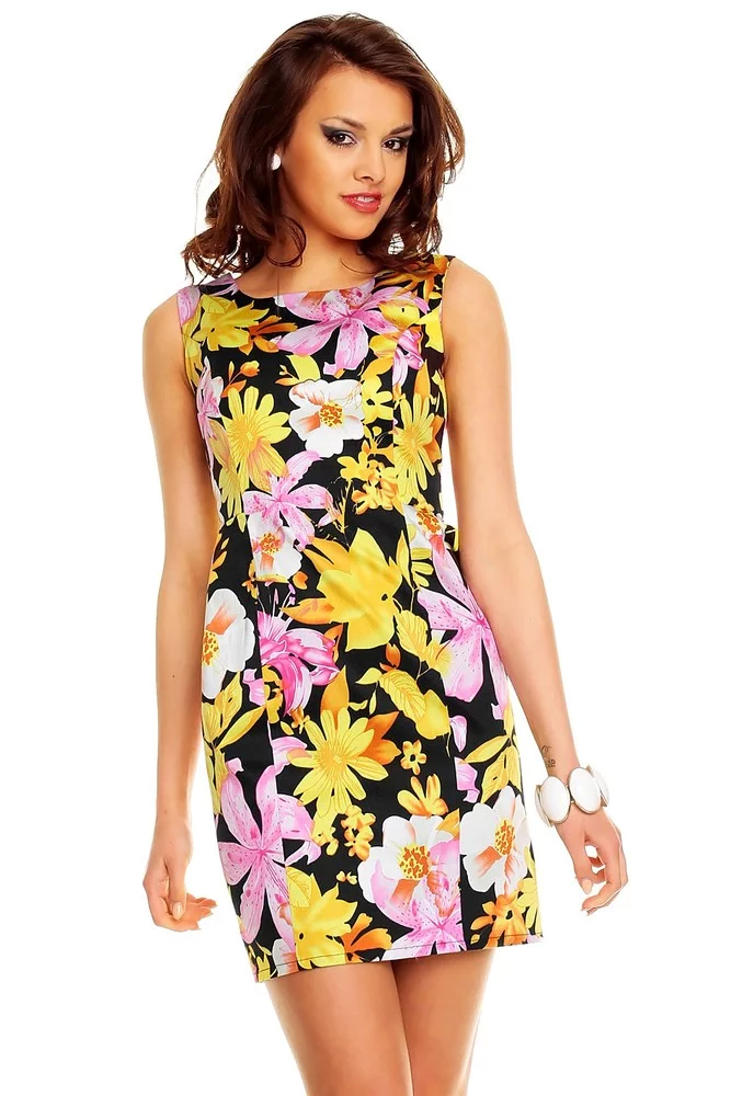 73840c92e29 Výprodej  Dámské letní šaty levně od 290 Kč v eshopu I-MODA