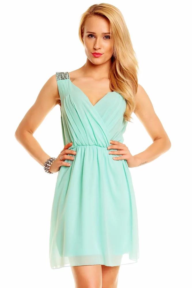 Výprodej  Elegantní společenské šaty do 1000 Kč – akční nabídka ... 02259d94850
